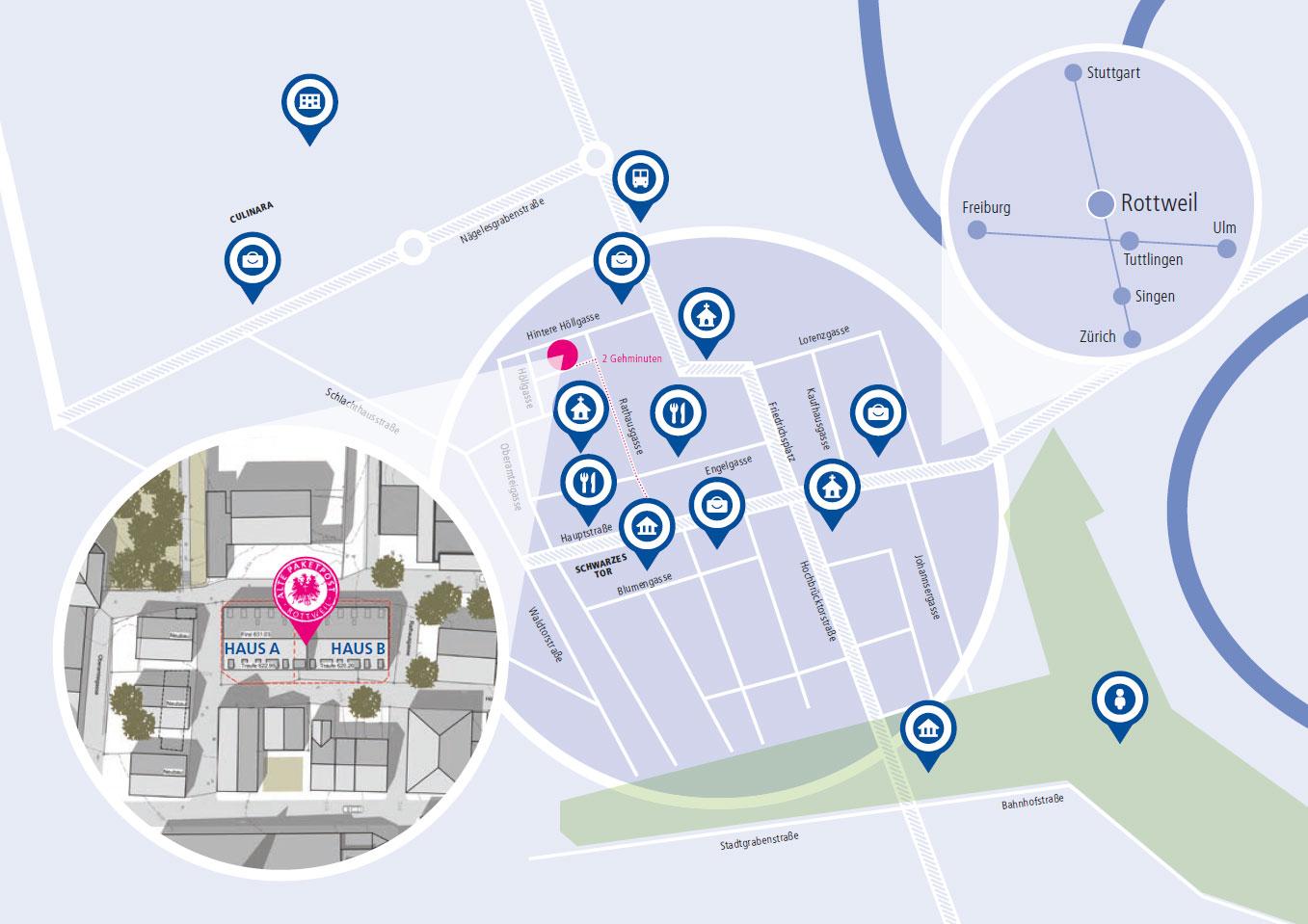 Merz-Immobilien-Rottweil-Alte-Paketpost-Lageplan