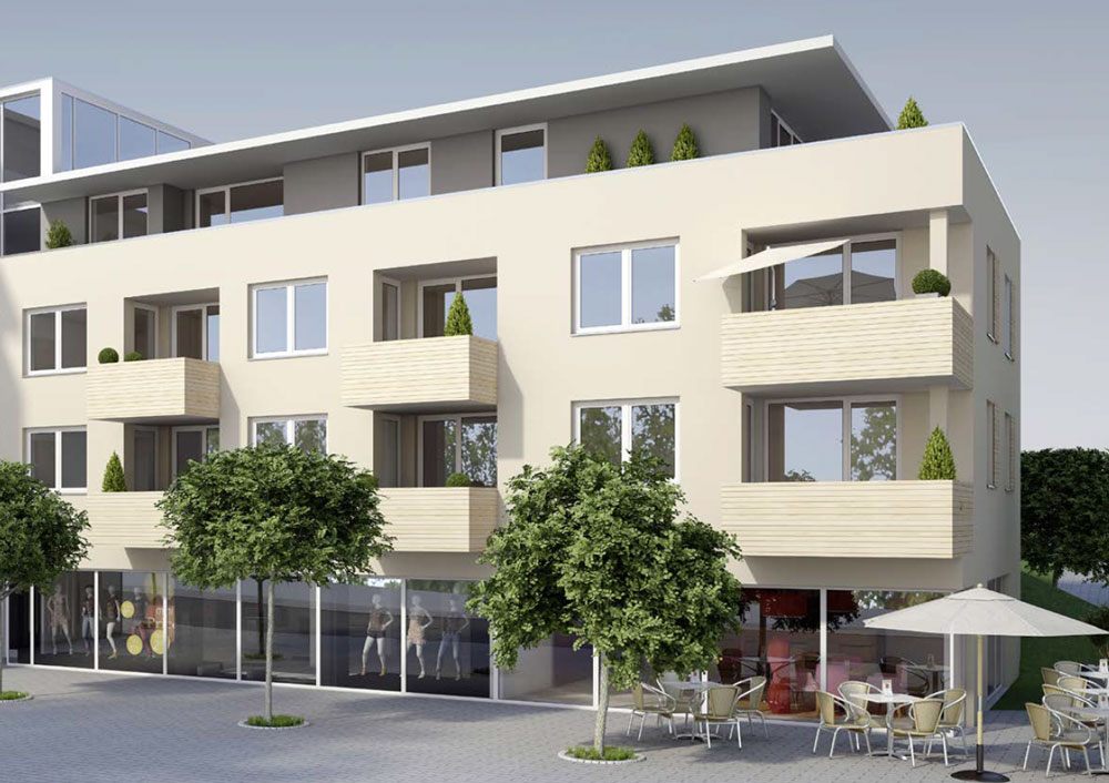 Merz Immobilien Neubauprojekt Das Z Zimmern Ortsmitte 003