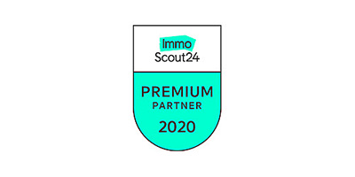 Immoscout premium Partner Logo