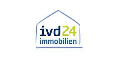 ivd24 immobilien Logo