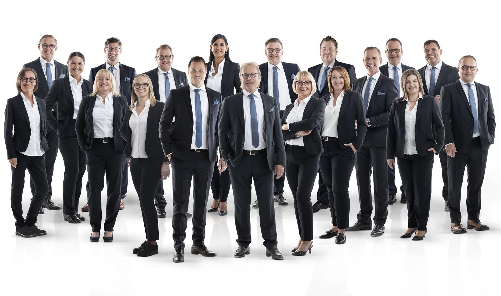 Das Team von Merz Immobilien Rottweil
